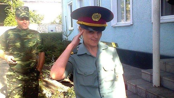 Убитая сотрудница Одесского СИЗО Алена Порошенко