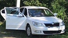 На Закарпатье расстреляли мужчину в авто