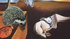 Еж и шедевры живописи, или как сделать питомца знаменитым