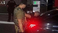 Полиция задержала группу автоугонщиков