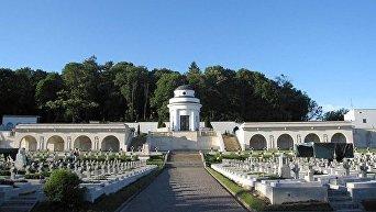 Мемориал орлят во Львове. Архивное фото