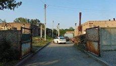 На месте задержания похитителей в Черкасской области