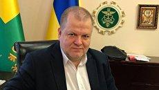 Начальник Волынской таможни Виктор Кривицкий