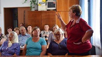 Конфликтная ситуация с землей в Ровенской области