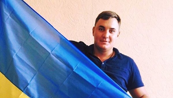 Глава Одесской патрульной полиции Юрий Рыбак