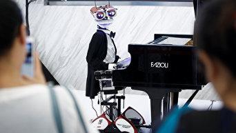 Всемирная конференция робототехники /World Robot Conference/ 2017