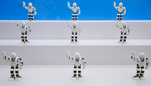 Всемирная конференция робототехники World Robot Conference 2017