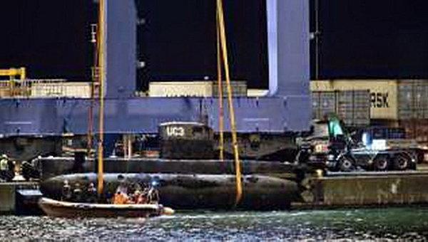 Подводная лодка Nautilus