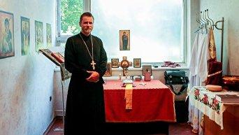 Священник Вячеслав Литвиненко