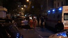 Убийство мужчины в Киеве на Шота Руставели