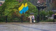 Киев. Праздничные дни