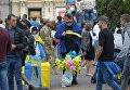 Украинцы празднуют День Независимости
