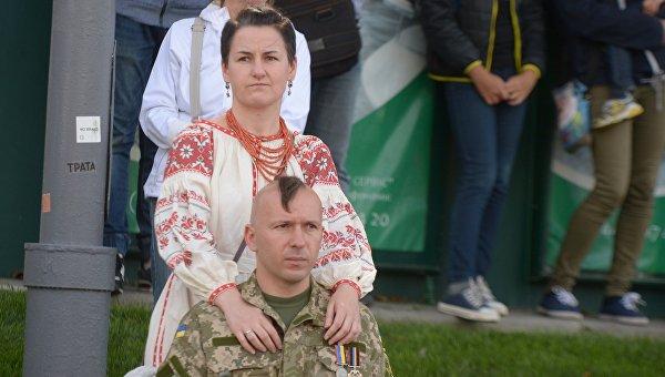 День Независимости в Киеве. Архивное фото