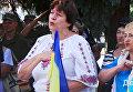 День Независимости в Славянске