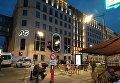 Мужчина с мачете напал на военный патруль в Брюсселе