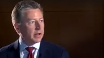 Интервью специального представителя США по Украине Курта Волкера интернет-каналу Прямой. Видео