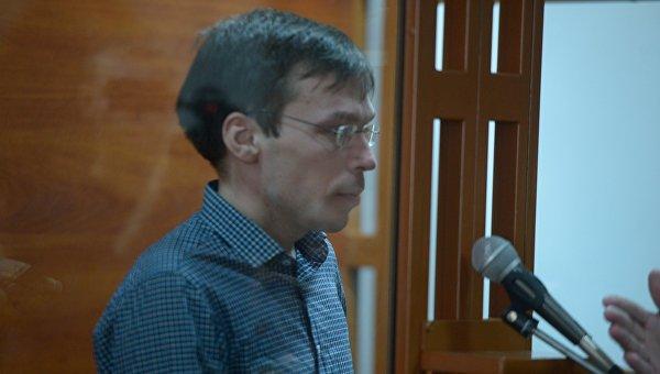 Журналист Василий Муравицкий