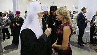 Юлия Тимошенко на праздновании 50-летия Всемирного Конгресса Украинцев
