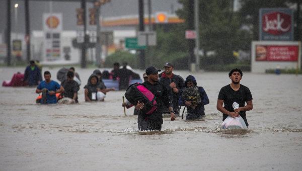 Власти проинформировали  о70 погибших в итоге  урагана «Харви»