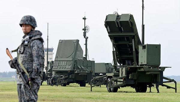 ЗРК «Patriot» PAC-3