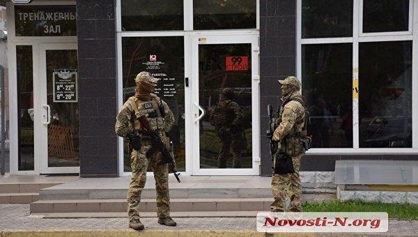 Луценко сказал подробности специализированной операции — Обыски вНиколаеве