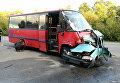 Под Винницей произошло смертельное ДТП с участием маршрутки