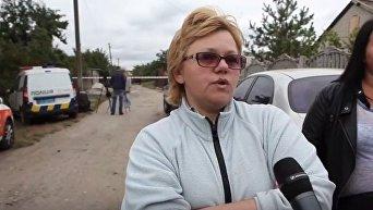 Взрыв под Днепром: видео с места событий