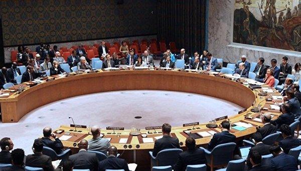 Экстренное заседание СБ ООН. Архивное фото