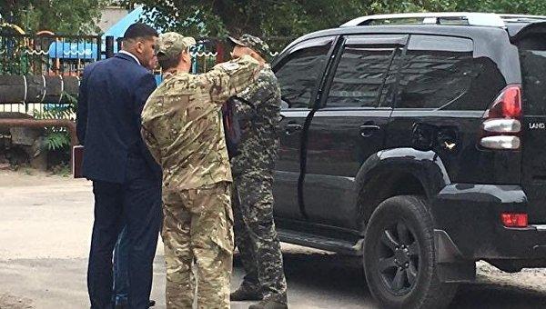 ВНиколаеве подорвали авто депутата