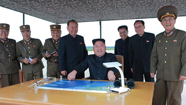 Ким Чен Ын. Архивное фото