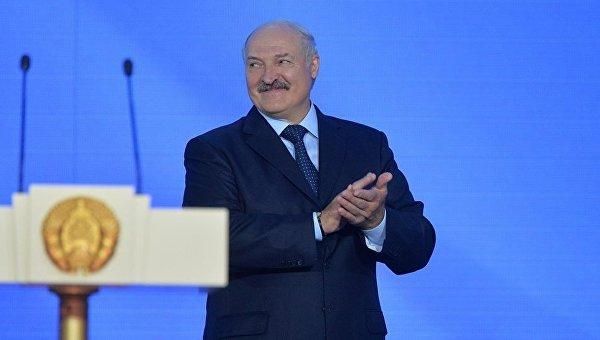 Александр Лукашенко. Архивное фото