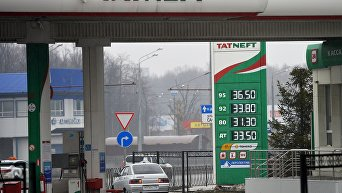Автозаправочная станция ПАО Татнефть