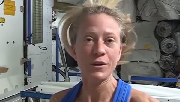Астронавт NASA, инженер-механик Карен Найберг