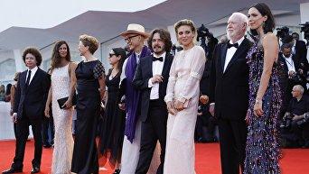 Открытие Венецианского кинофестиваля