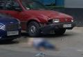 Женщина выбросилась с 16 этажа в Харькове