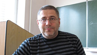 Глава Академии украинской прессы Валерий Иванов
