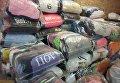 В Киевской области торговали гумпомощью из США и ФРГ