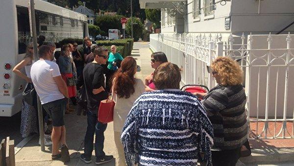 Закрытие генконсульства РФ в Сан-Франциско