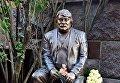 Открытие памятника Николая Мозговому в Киеве