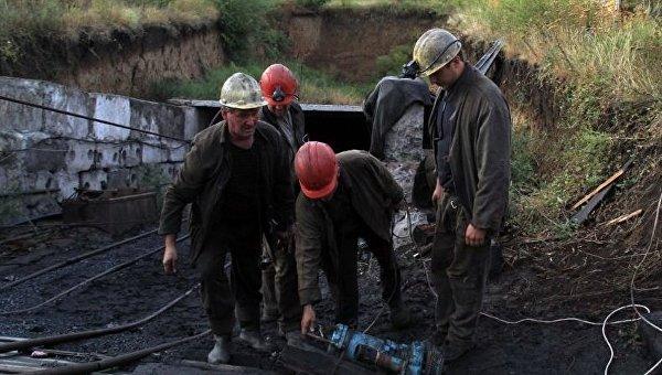 Авария на шахте в Макеевке