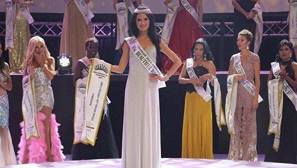 Украинка вышла вфинал конкурса «Миссис Вселенная»