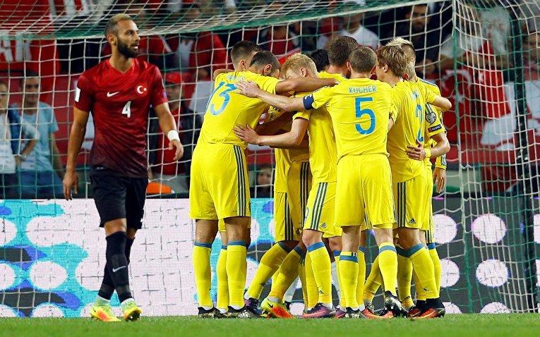 Украина - Турция