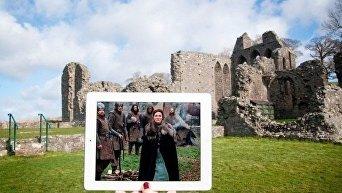 Любители кинотуризма сфотографировали места съемок сериала Игра престолов