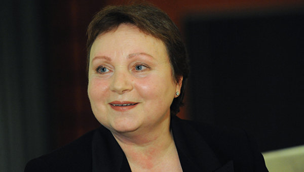 Актриса Евгения Глушенко