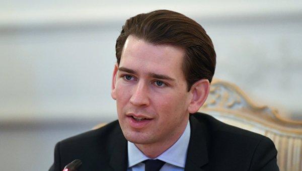 Канцлер Австрии выразил сожаления  всвязи с катастрофой  вКемерове