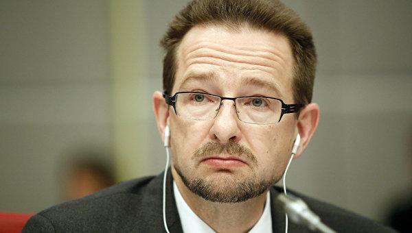 Томас Гремингер Генсек ОБСЕ