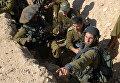 Военные учения в Израиле. Архивное фото