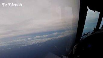 Ураган Ирма с высоты птичьего полета