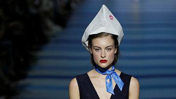 9bb245619190 Ukrainian Fashion Week  самые яркие наряды дизайнера Андре Тана ...