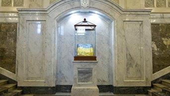 Верховная Рада после ремонта, сентябрь-2017
